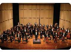 The Louisiana Philharmonic Orchestra